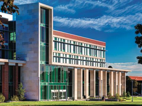 Sangren Hall Art Building