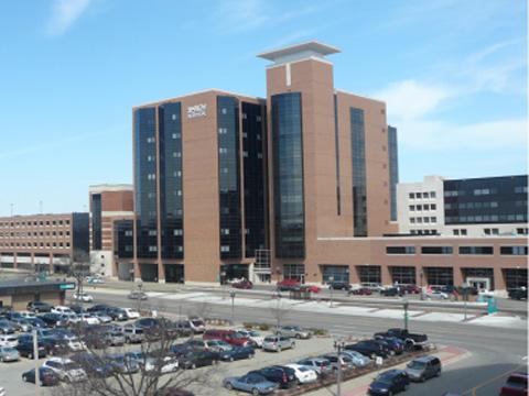 Sparrow Hospital Exterior