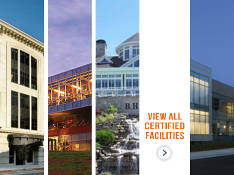 View all SERF Certified Facilities